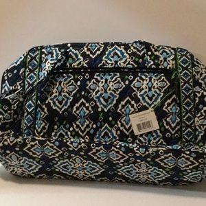 Vera Bradley Make A Change Baby Bag Ink Blue